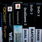 Märkliga Playstation 2-skivor
