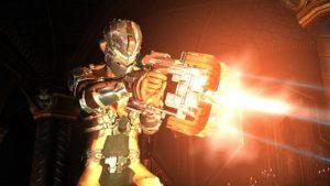 Dead Space 2 - naturligtvis kommer plasma cuttern tillbaks.