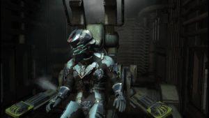 Dead Space 2 - liten vilopaus. Tempot blev för högt.