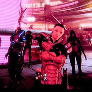 Commander Shepard Shepard