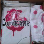 Catherine - boxershorts och örngott